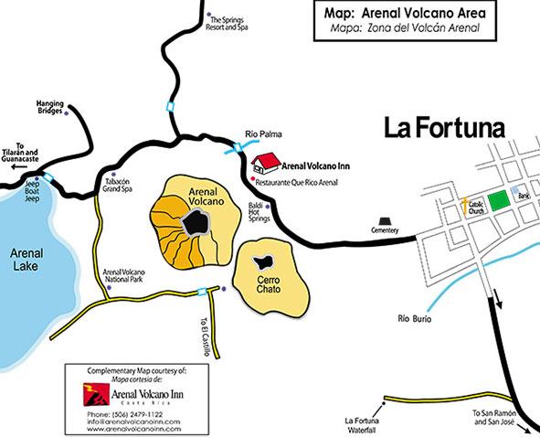 Mapa-Volcan-Arenal-Costa-Rica