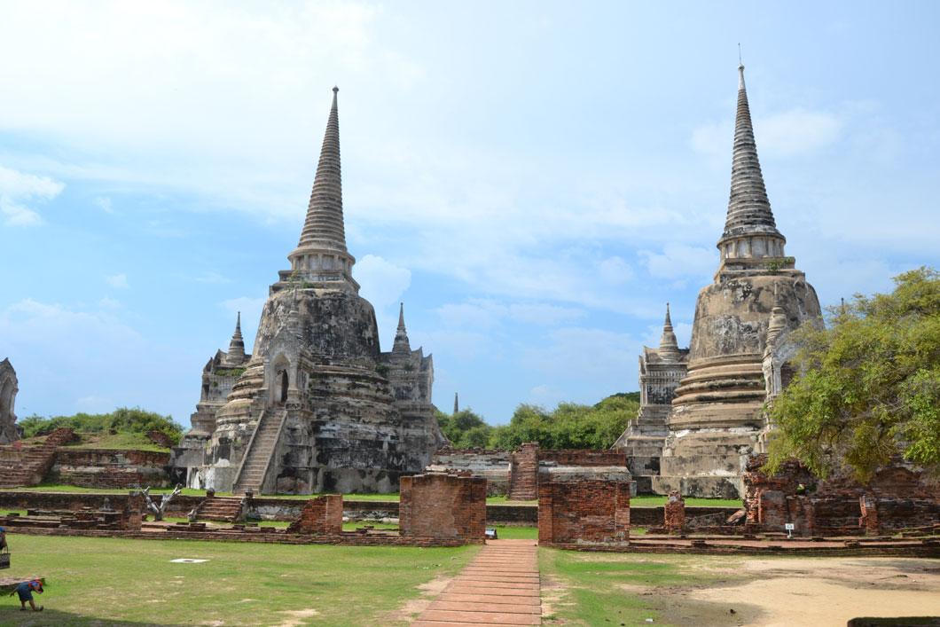 templo-Ayutthaya