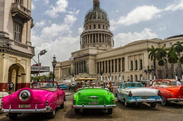 Ruta por Cuba