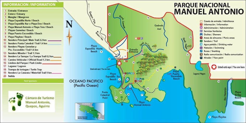 Mapa-Parque-Manuel-Antonio