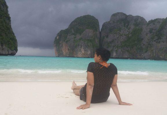 Playa Maya Bay Tailandia