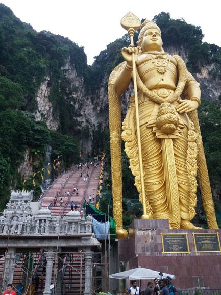 Batu-Cave-Kuala-Lumpur