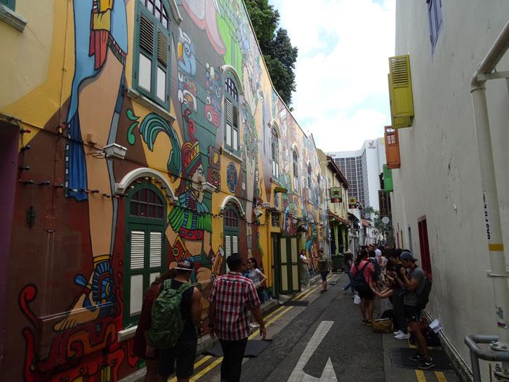 Haji-Lane-Street