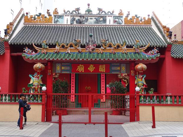 Templo-Guan-Di