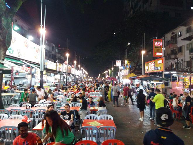Jalan-Alor-street-Kuala-Lumpur