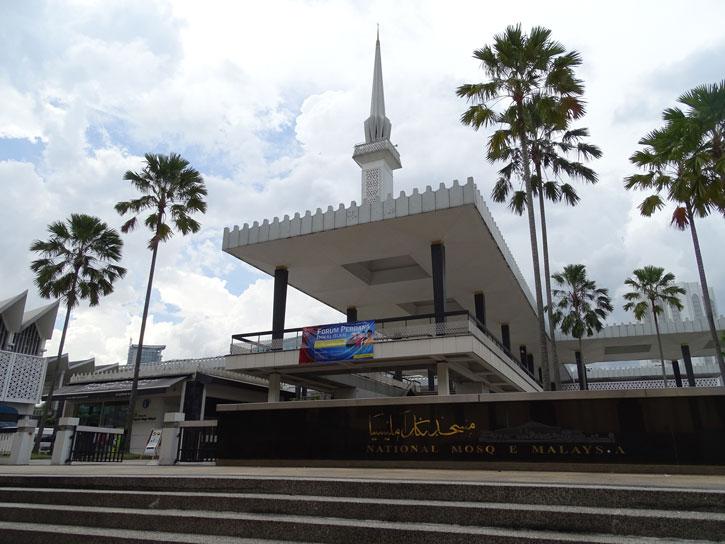 Masjid-Negara-Malasya