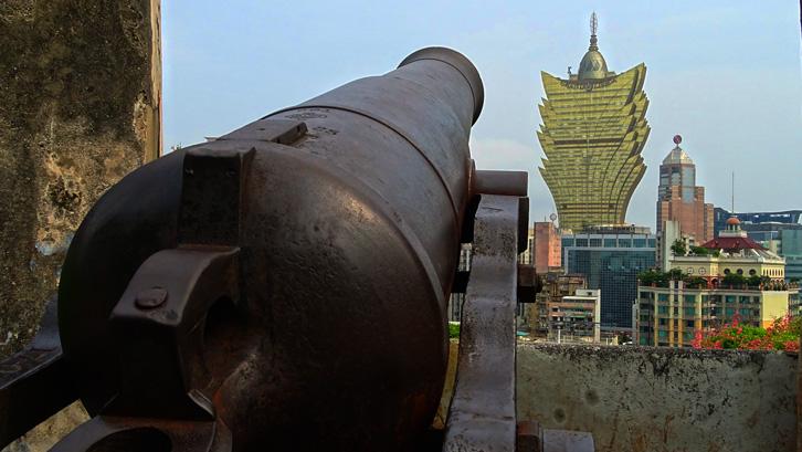 Fortaleza-do-monte-canon-Macau