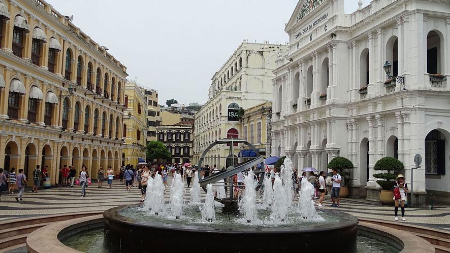 Largo-do-Senado-street-Macao