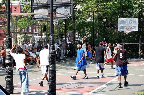 Psitas basket-Nueva-York