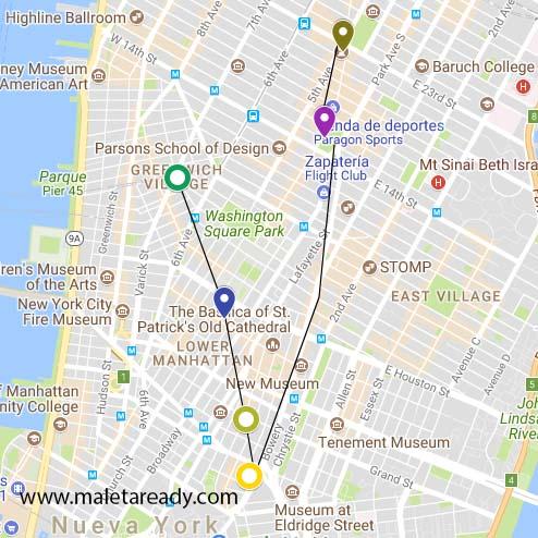 Mapa-Downtown-Manhattan