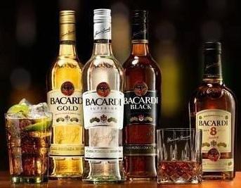 Cuban-rum-Bacardi