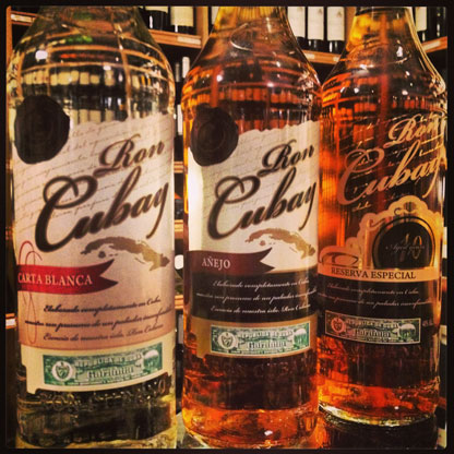 Rum-Cubay