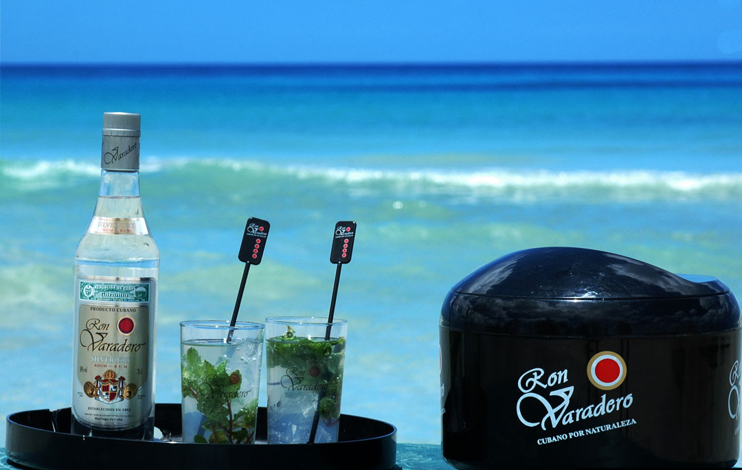 Cuban-rum-beach