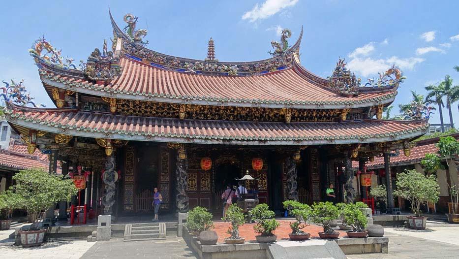 templo-Baoan-Taipei