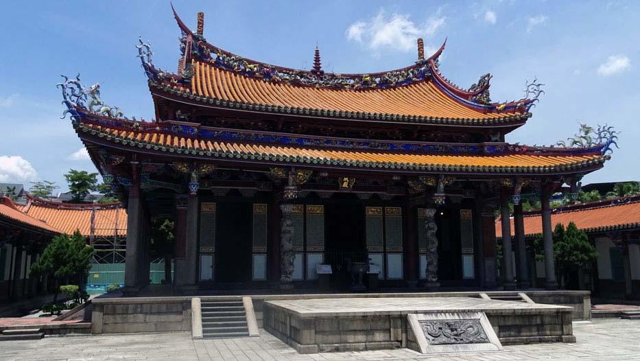 Templo-Confucio-Taipei