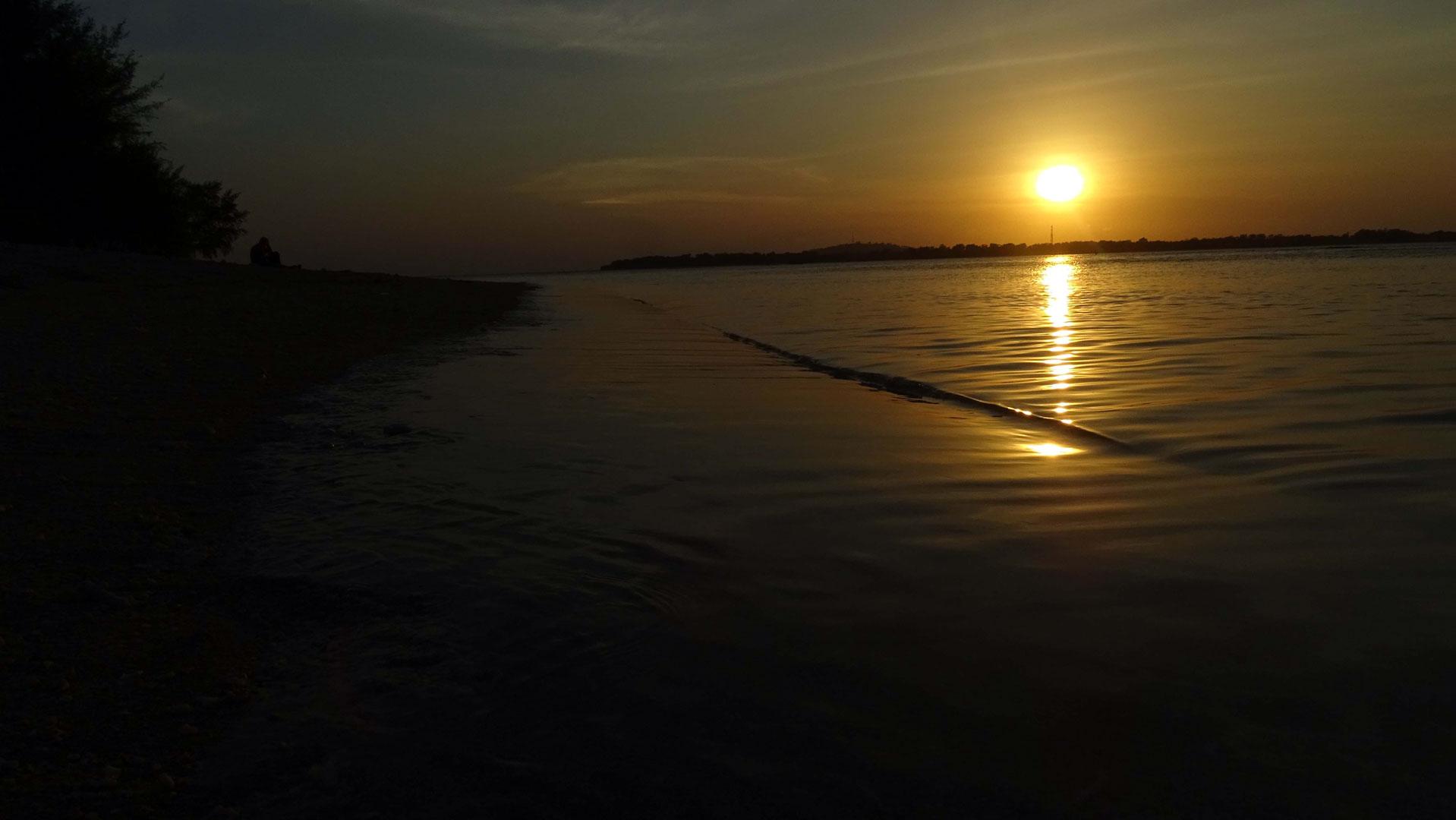 sunset-Gili-Air