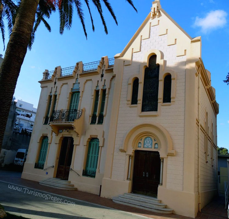 Indiano-house-AveMaria-Sitges