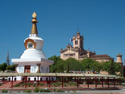 Monasterio-budista-Garraf