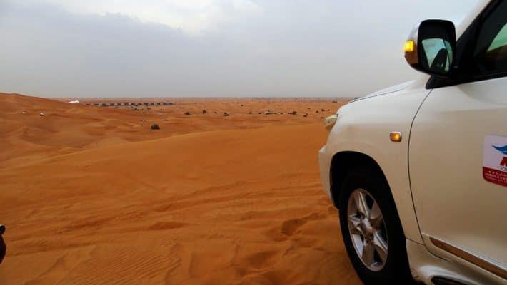 Dubai-route