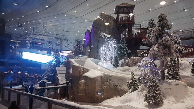 ski-resort-Mall-Emirates