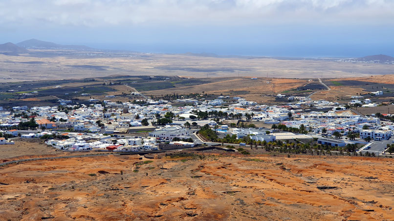 Teguise-Town