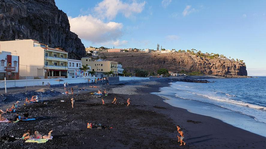 Santiago-beach