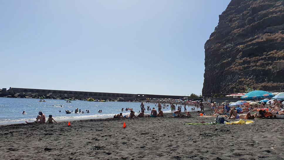 Tazacorte-Beach