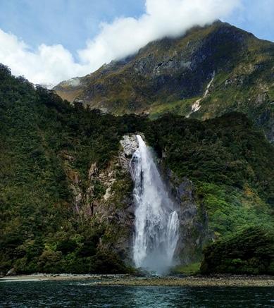 Cascada-Milford-Sound