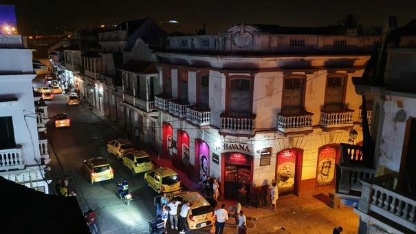 Discotecas-Cartagena