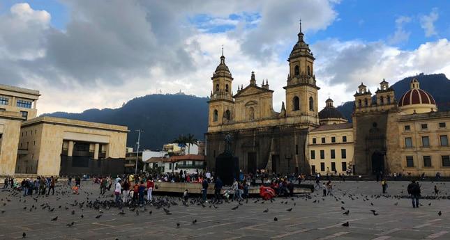 Bolivar-Square