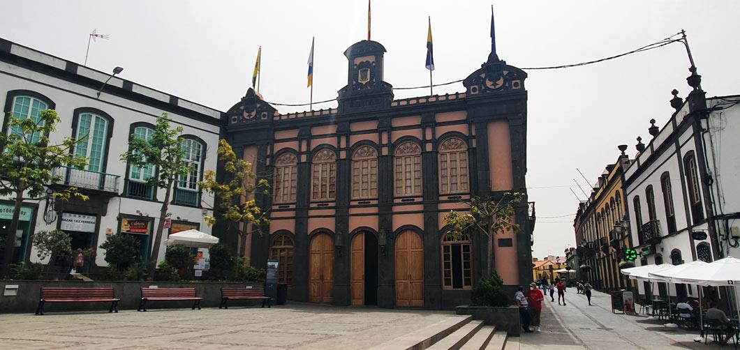Casa Consistorial-Arucas