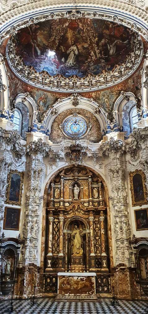 Sacristia-Cartuja-Granada